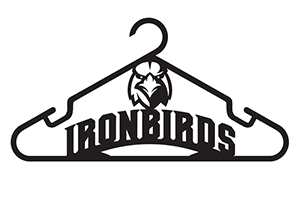 hung by Aberdeen Ironbirds